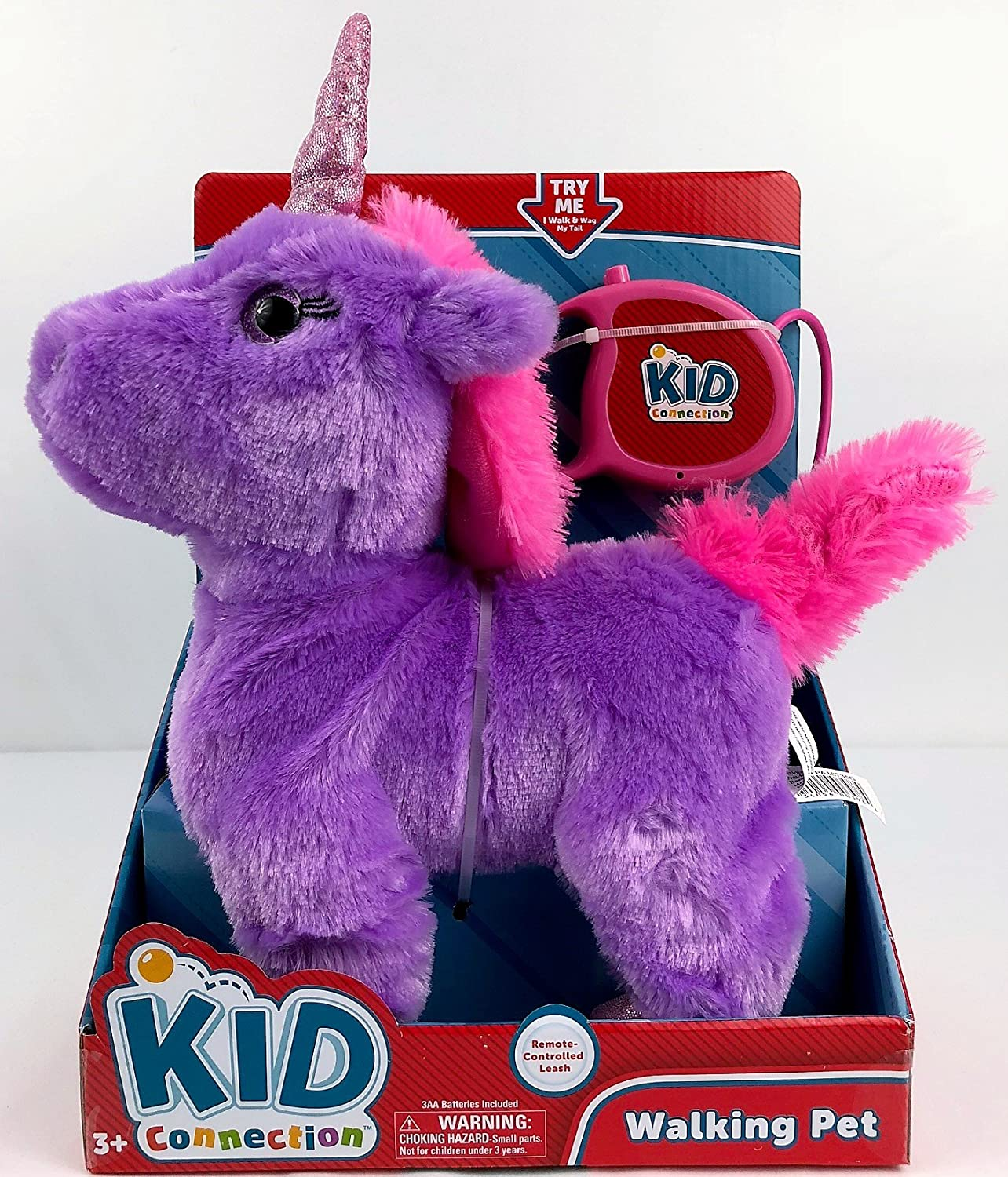 Kid Connection walking pet Unicorn