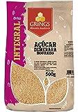 Açúcar Demerara Dourado Grings 500g