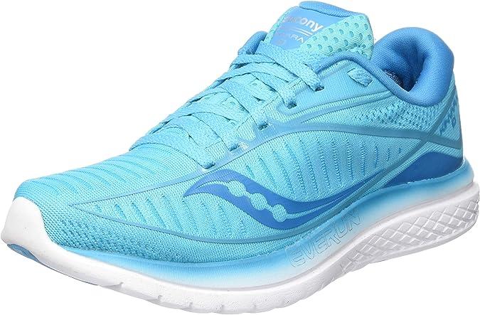 Saucony Kinvara 10 Wettkampfschuh Damen-Hellblau, Blau, Running Zapatillas de competición para Mujer: Saucony: Amazon.es: Zapatos y complementos