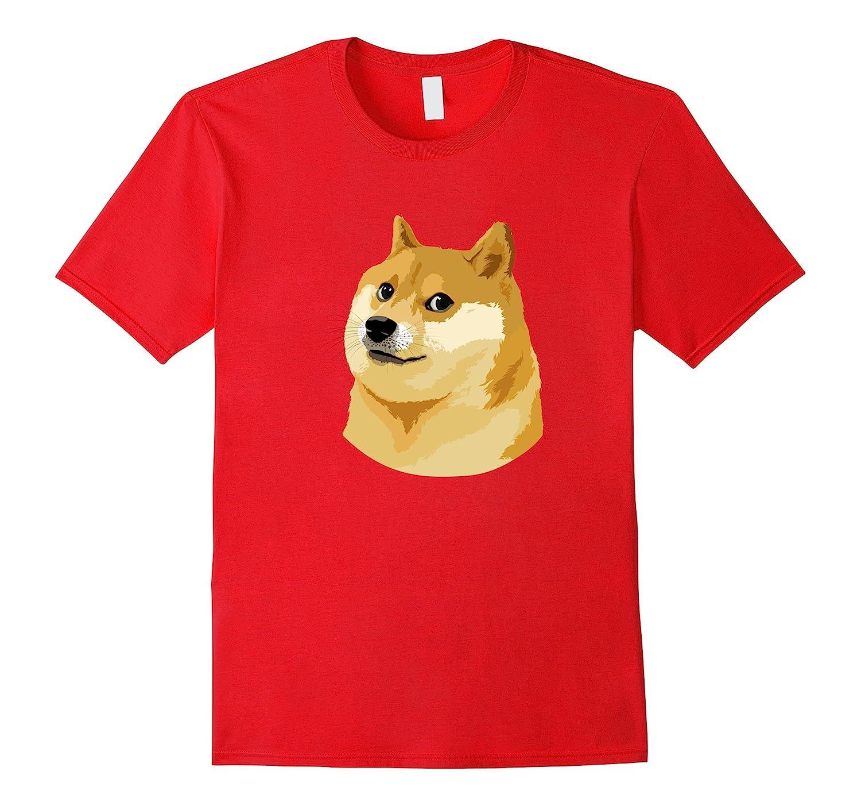 Doge T-Shirt Funny T-Shirt-TD