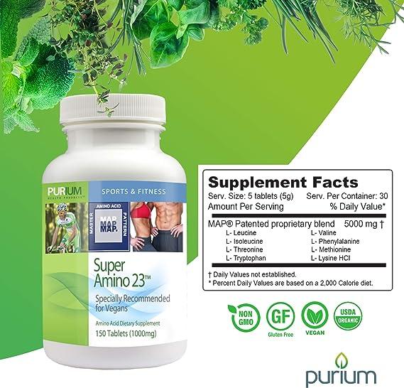 purium super amino 23 reviews