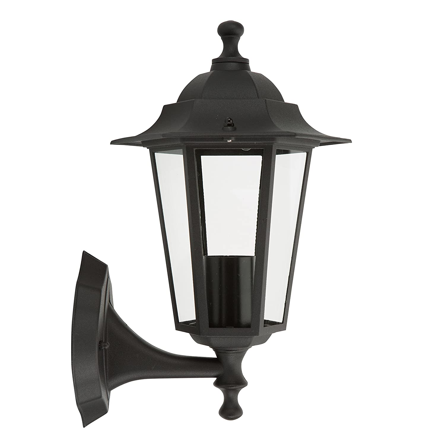 Outdoor Wall Light 60 W Black Ranex GmbH 5000.030
