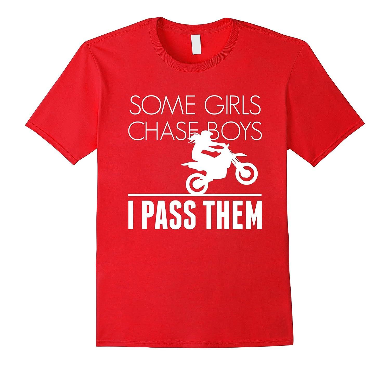 Dirtbike TShirt Girls Motocross Motorcycle-Teechatpro