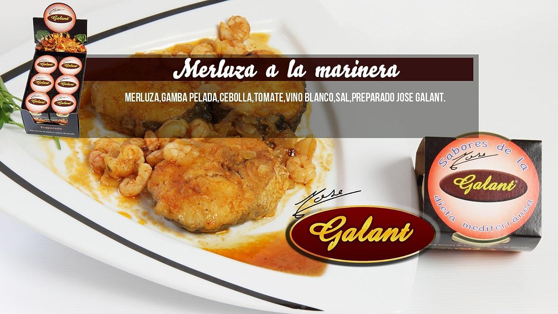 Galant - Preparado para paella (Salmorreta) - 1000 g: Amazon.es: Alimentación y bebidas