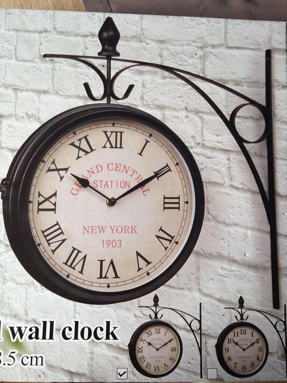 deco maison horloge