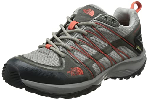 The North Face T0CJ8X, Zapatillas de Senderismo para Mujer, Gris (GTE), 36 EU: Amazon.es: Zapatos y complementos