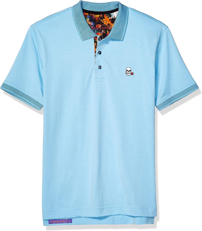 Robert Graham Men's Easton S/S Knit Polo