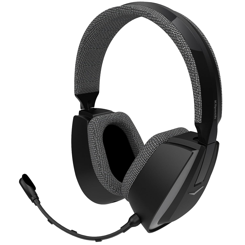Klipsch KG 300 Gaming - Auriculares con micrófono (Inalámbricos), negro: Amazon.es: Informática