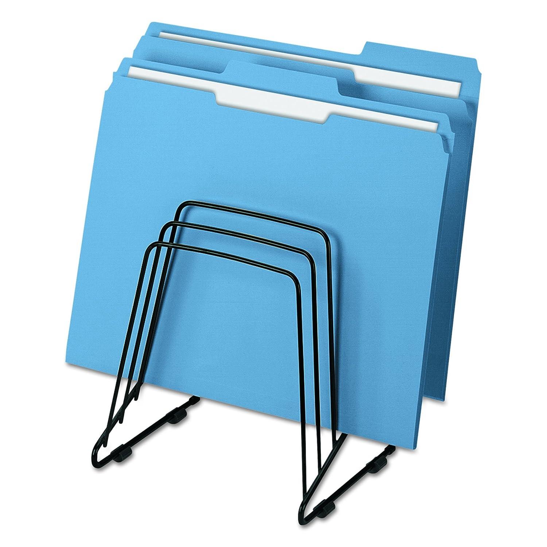 Amazon.com : Fellowes Wire Step File II (69712) : File Folder Racks ...