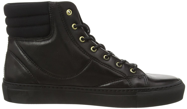 Footwear Olivia, Damen Hohe Sneakers, Schwarz (Black G00), 38 EU GANT