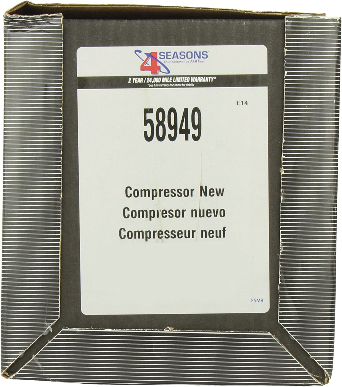 Four Seasons 58949 Compressor