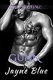 Gunn (Great Wolves Motorcycle Club Book 11)