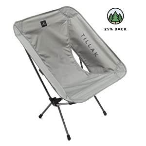 Tillak camping chair