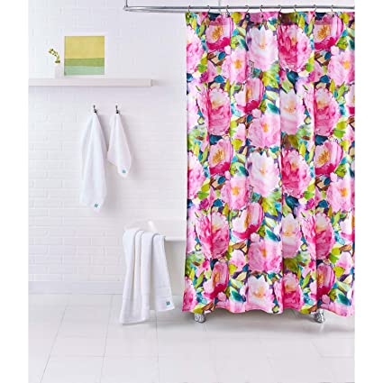 Image Unavailable Not Available For Color BlueBellGray Cait Shower Curtain