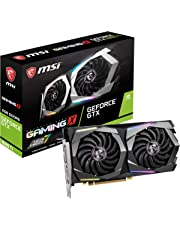 MSI Gaming GeForce GTX 1660 Ti 192-bit HDMI/DP 6GB GDRR6 HDCP Support DirectX 12 Dual Fan VR Ready OC Graphics Card