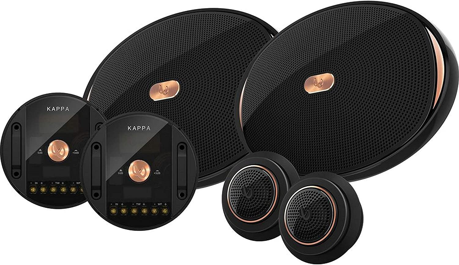"""Infinity KAPPA-90CSX 6"""" x 9"""": Best Affordable Component Speaker"""