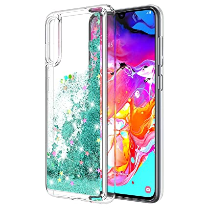 Amazon.com: Rosebono - Carcasa para Samsung Galaxy A50 (TPU ...