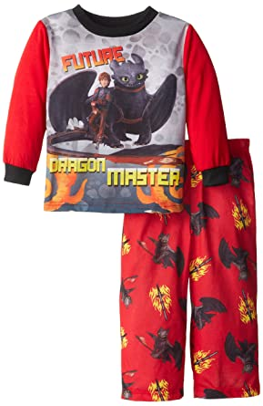 Amazon how to train your dragon little boys dragon pajama set how to train your dragon little boys dragon pajama setmulti2t ccuart Image collections