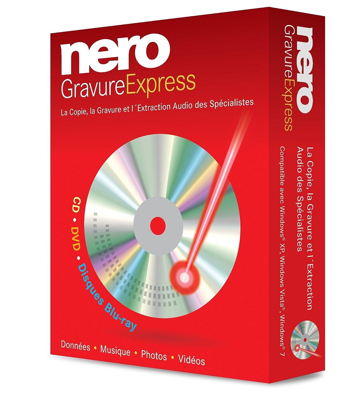 logiciel de gravure nero express gratuit