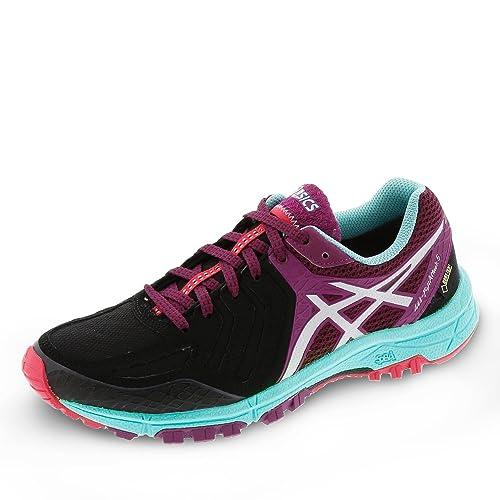 asics mujer zapatillas trail running