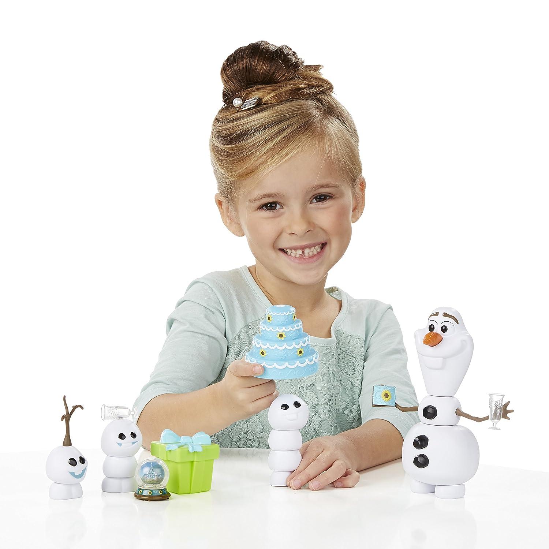 Disney Frozen Mu/ñeco Color Blanco Hasbro B5167EU0