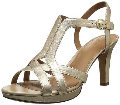 0c4e619ab37a Clarks Women s Delsie Risa Dress Sandal