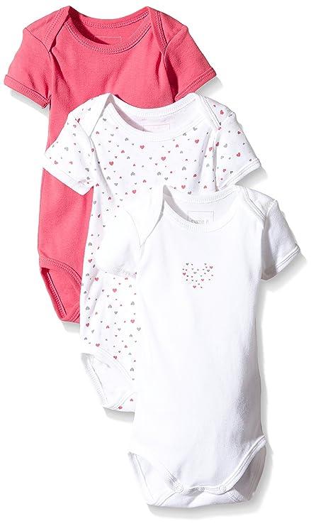 NAME IT Mädchen T-Shirt 3er Pack