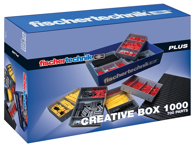 Fischertechnik - Creative Box 1000 Giocattolo Educativo