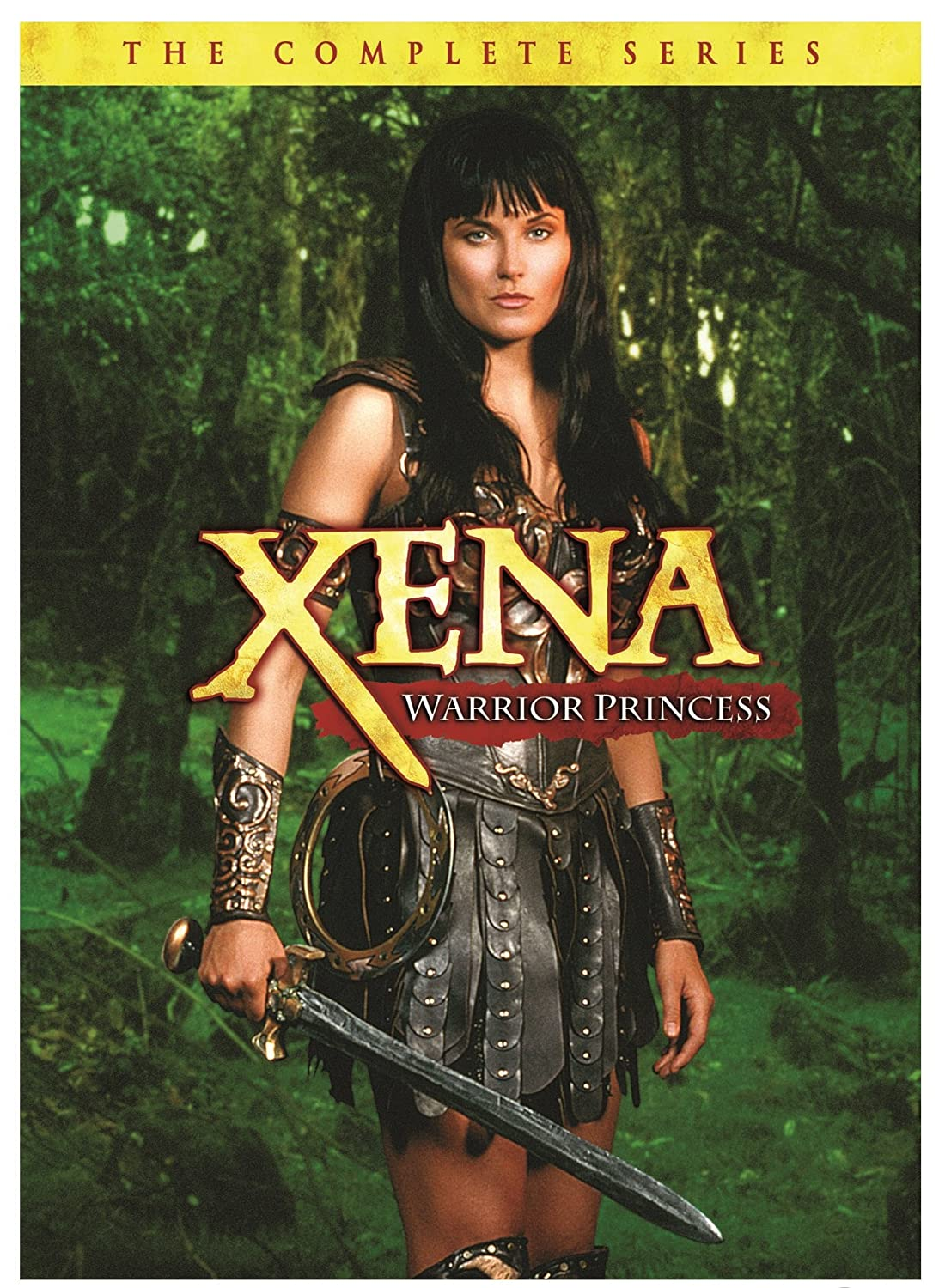 Xena: Warrior Princess - The Complete Series TV Lucy Lawless Renee O'Connor