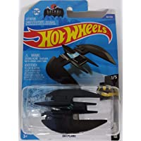 Hot Wheels Batplane 56/250 Exclusive by Tiny Toes