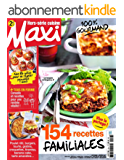 Maxi Hors-Serie Cuisine: 100% Gourmand (English Edition)