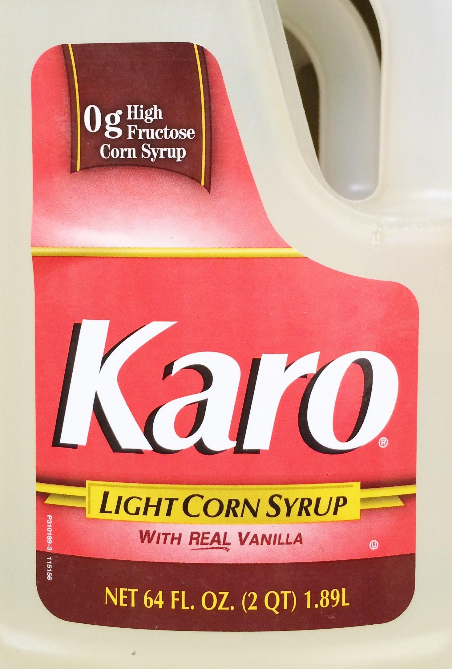 Karo Light Corn Syrup, 64-Ounce