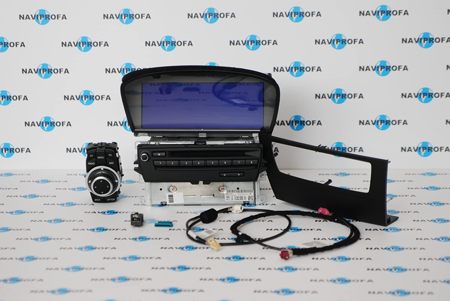 BMW e90 e91 e92 e93 3 series CIC Navigation professional HDD Upgrade