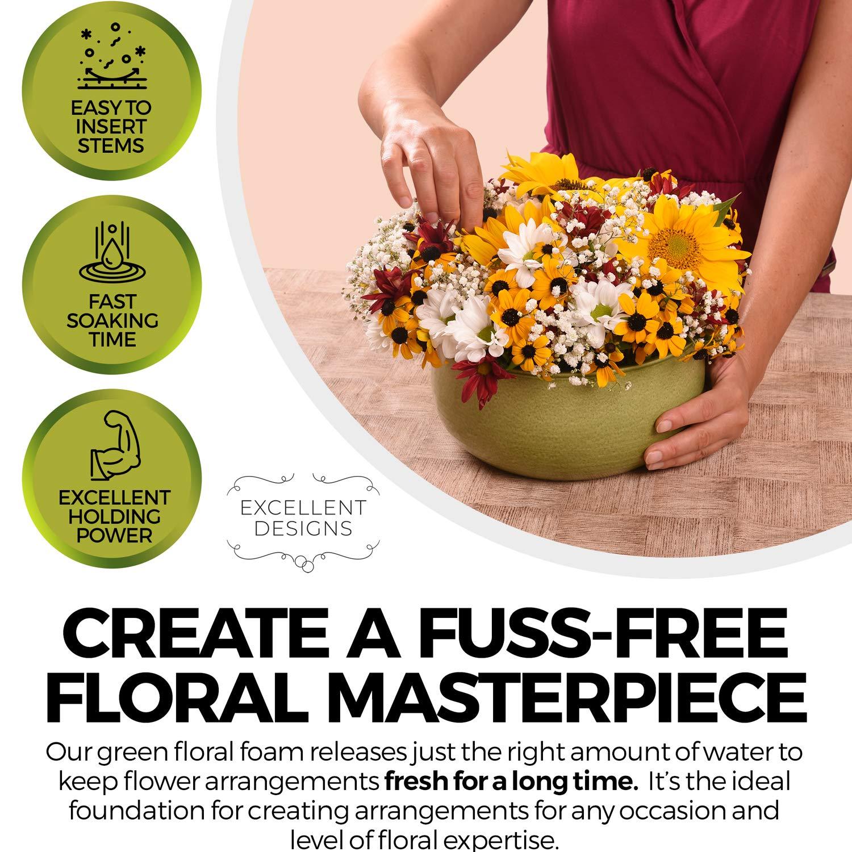 FloraCraft Special Flores Flower Foam Original Version