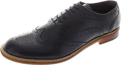 a89c8d9500d Size 12 Gucinari Men s Amp 001 Leather Brogues  Amazon.co.uk  Shoes ...