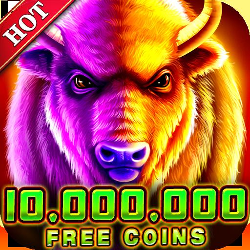 Medusa Vegas Slots--Pop Free Online Casino - Spine Graphic
