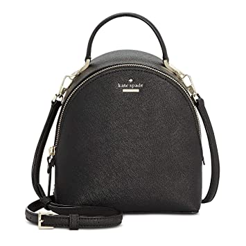 5b204ac1c Kate Spade New York Cameron Street Binx Mini Backpack Black: Amazon ...