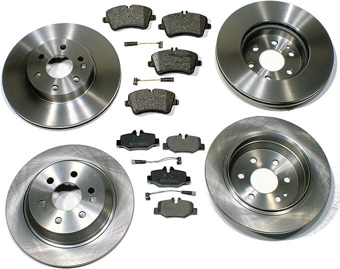 Bremsscheiben Bremsen Bremsklötze Für Vorne Hinten Auto