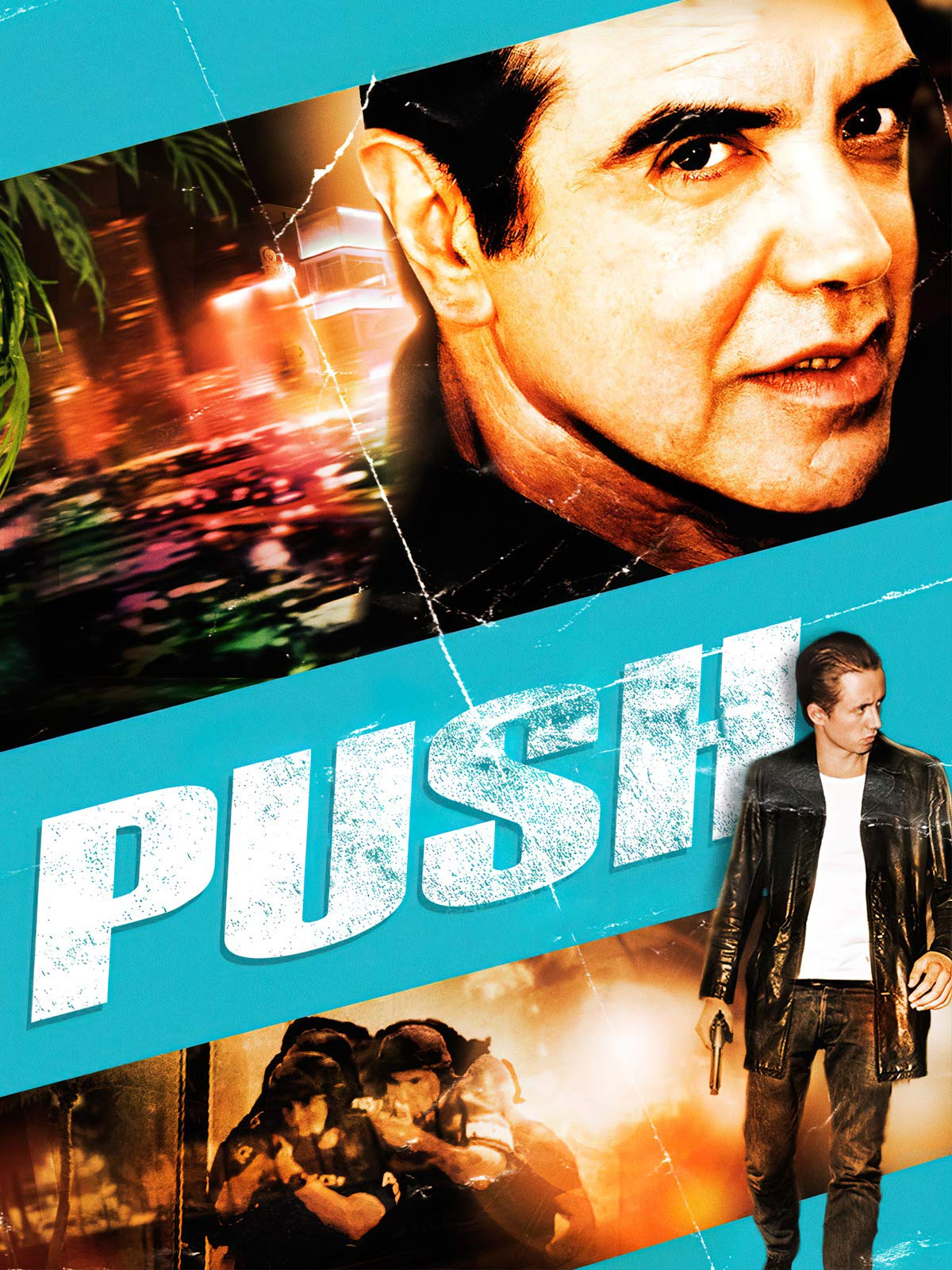 Push on Amazon Prime Video UK
