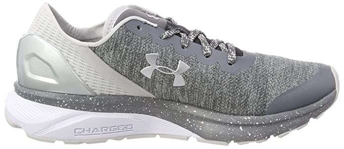 Amazon.com | Under Armour Charged Escape Womens Running Trainer Grey - US 9.5 | Road Running