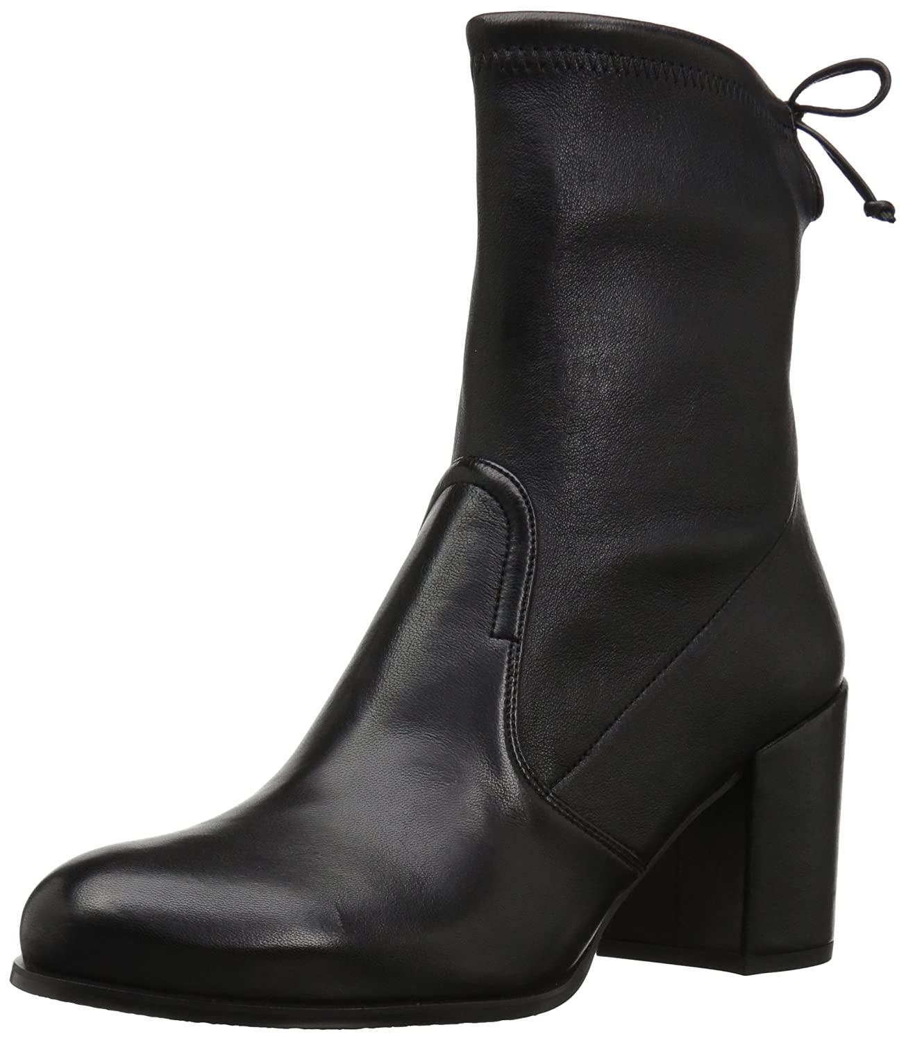 Stuart Weitzman Women's Shorty Ankle Boot B06XPLM55N 10.5 B(M) US|Nero