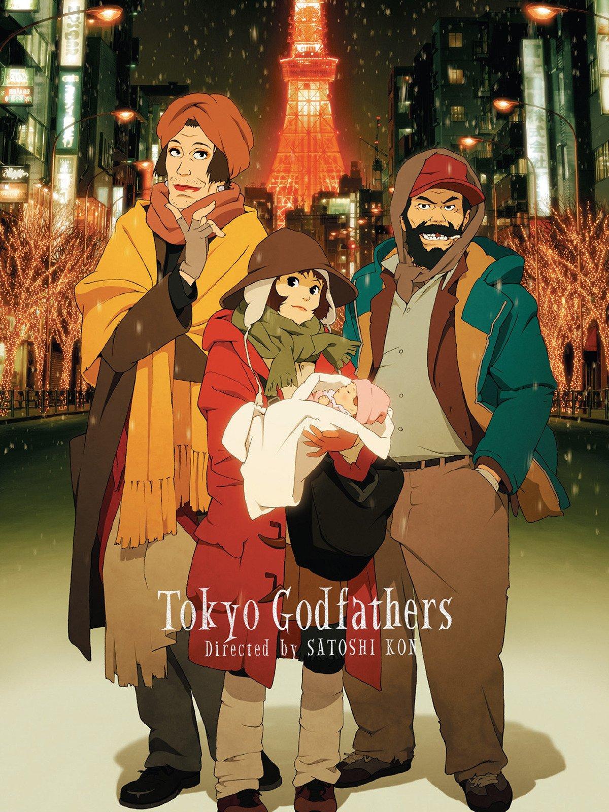 Tokyo Godfathers - Satoshi kon