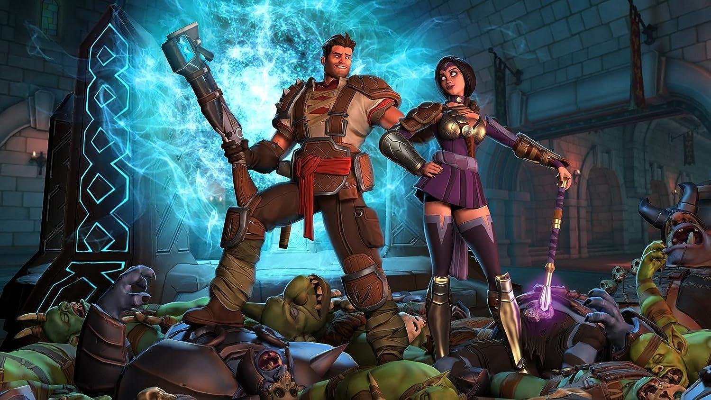 amazoncom orcs must die pc game video games - Orcs Must Die