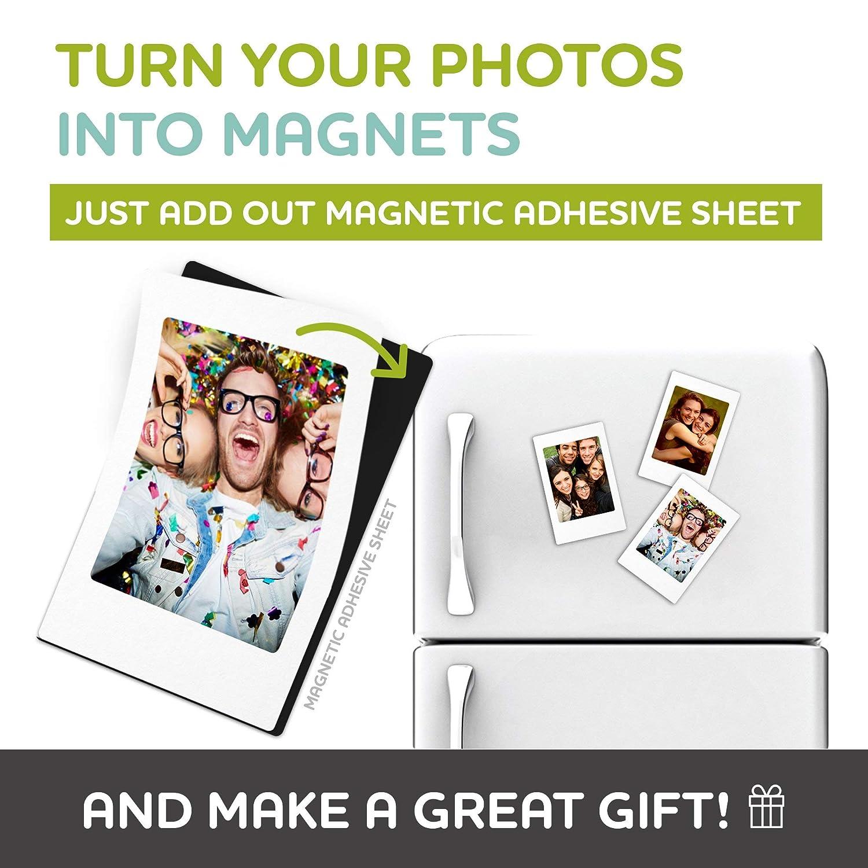 Sticky Shoot - Marcos de Fotos Magnéticos para Película de Cámara ...