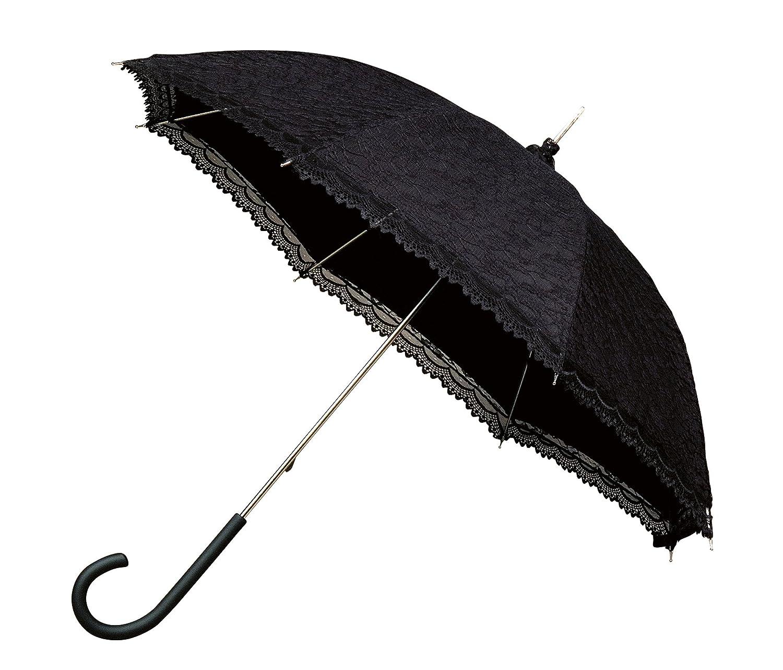 Parapluie femme dentelle noir - romantique et élégant - Falcone Ambiance-Live Group