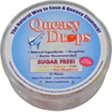 Three Lollies Lollies, Queasy Drops, Sugar Free, 21 Pieces