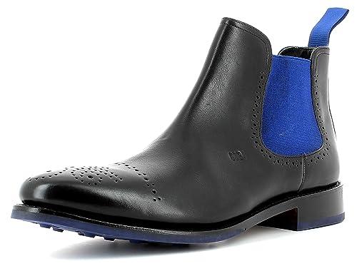 Gordon & Bros Bojan 5657 Flex N - Botines Chukka de Piel Hombre: Amazon.es: Zapatos y complementos