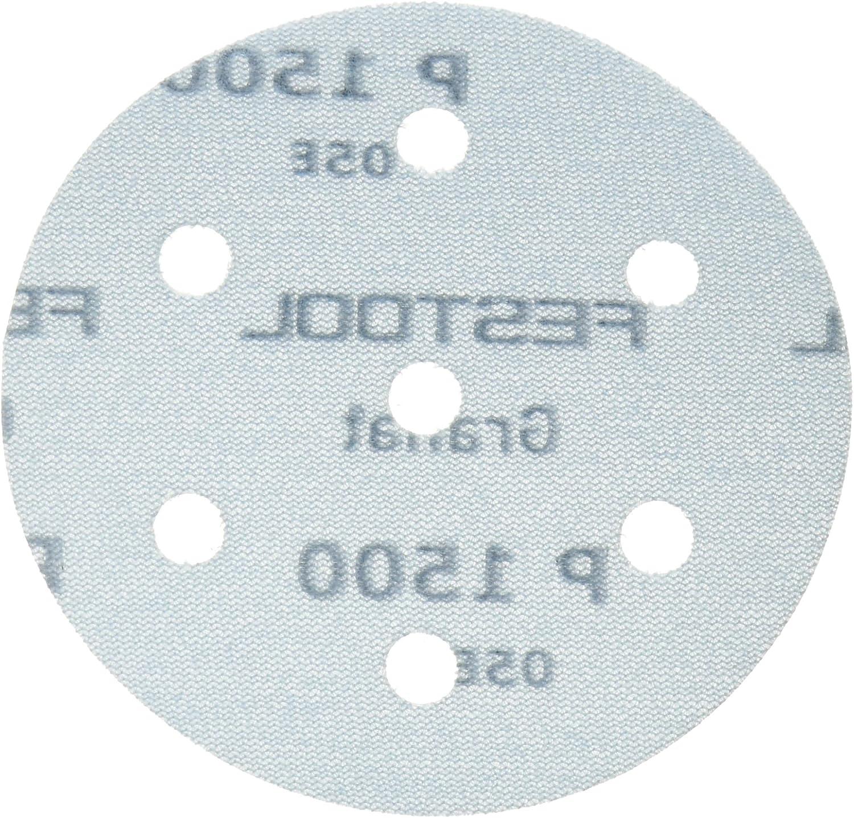 Festool 498328 Granat P1000 Grit Abrasives for Ro 90 Dx Sander