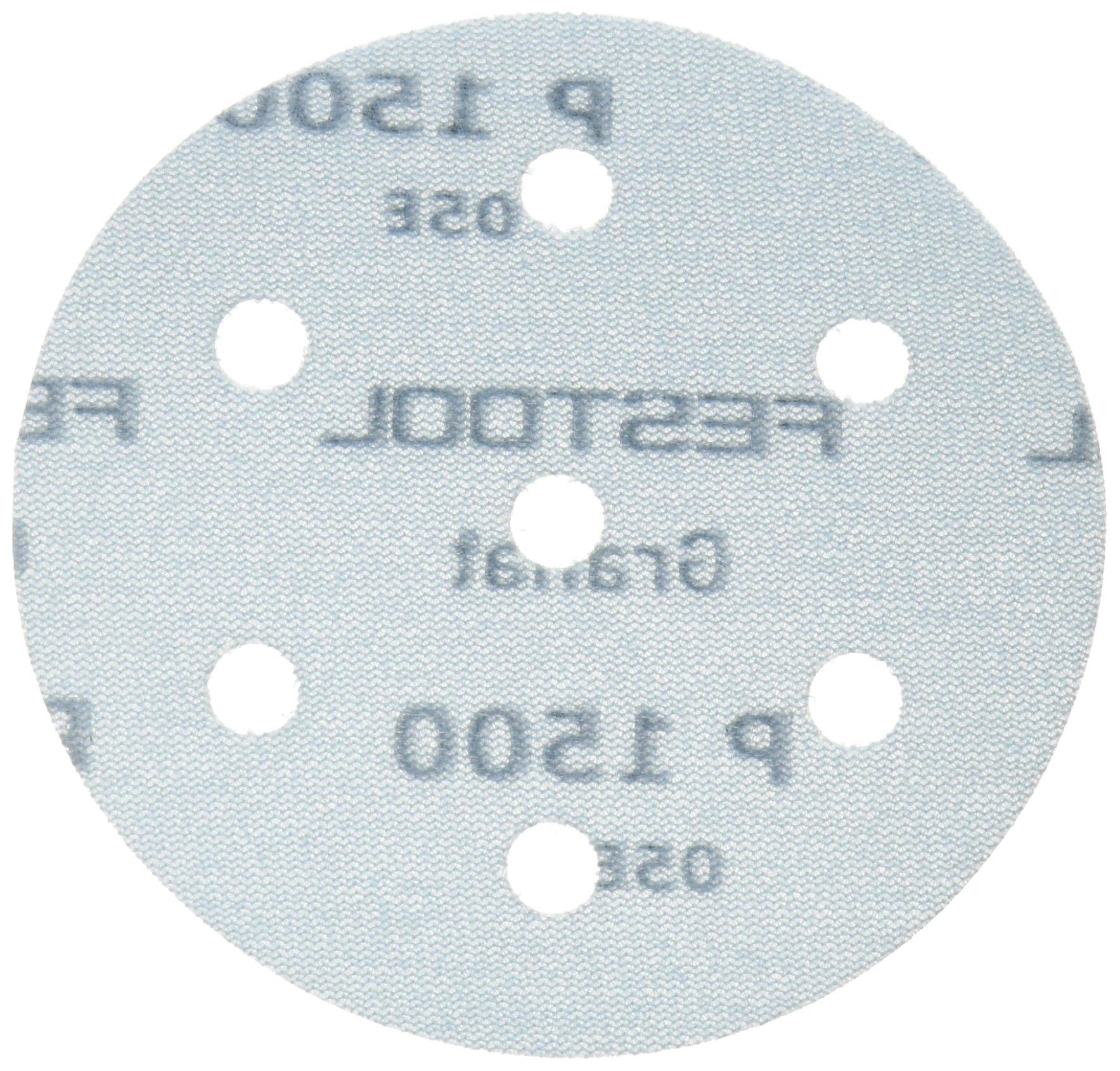 Festool 498330 Granat P1500 Grit Abrasives for Ro 90 Dx Sander