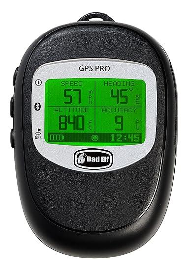 74d1ad0424c Amazon.com  Bad Elf 2200 GPS Pro (Black silver)  Cell Phones   Accessories